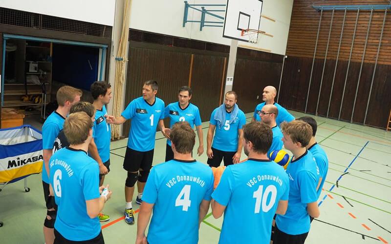Herren – Spieltag 2 (2015/2016)