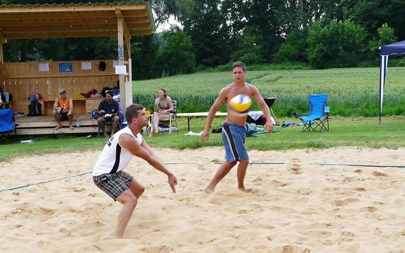 Unger Beachcup 2013