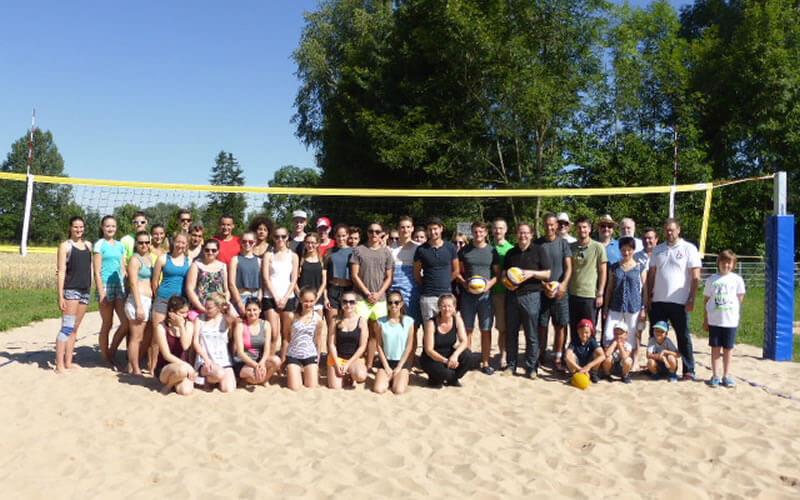 3. Unger Jugend Beachcup