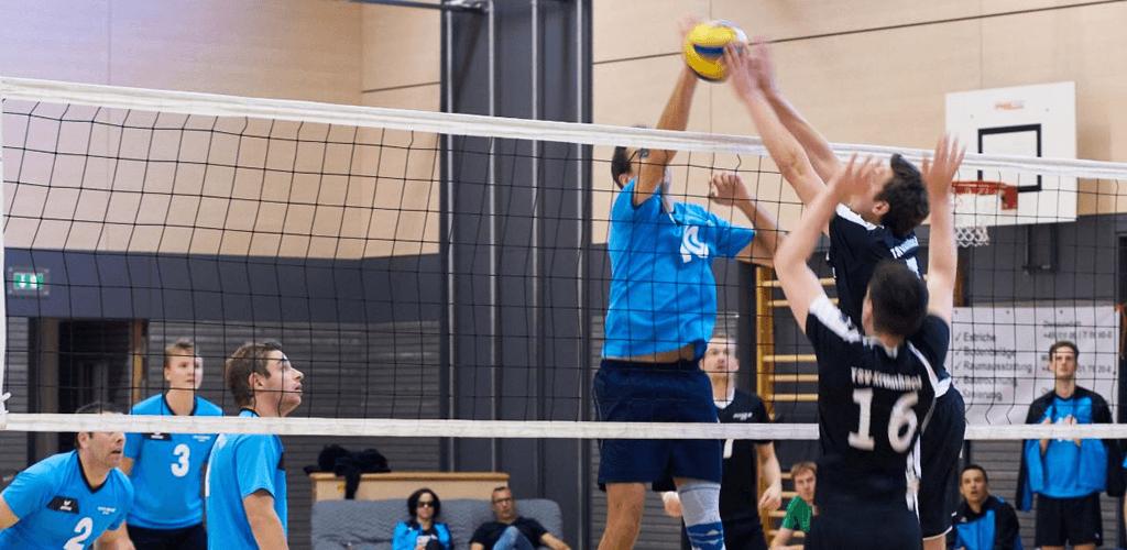 Unger Volleys übernehmen Tabellenführung in der Bezirksliga