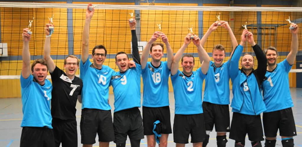 Herren I: Durchmarsch in die Landesliga perfekt