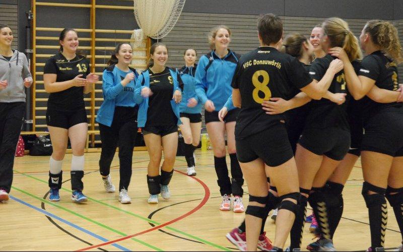 Damen 2 – Spieltag 4 (2018/2019)